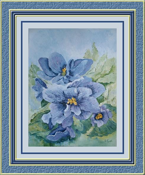 Quadri fiori di pictures to pin on pinterest tattooskid for Immagini di quadri con fiori